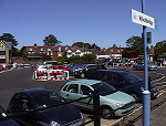 Woodbridge Station car park