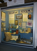 East Suffolk Line exhibit at Beccles and District Museum