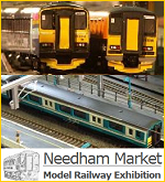 Needham Market Model Railway Exhibition