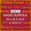 BBC Radio Suffolk logo