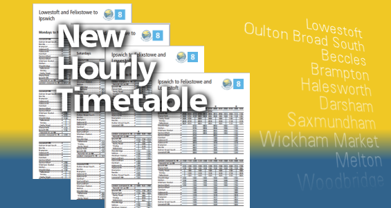 New Hourly Timetable