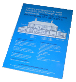 Station House On The Map leaflet