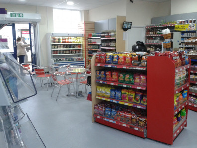 Lowestoft Station Shop