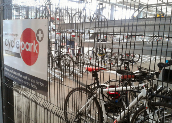 cycle park