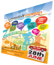 Lowestoft Motion Saturday 28 June 2014
