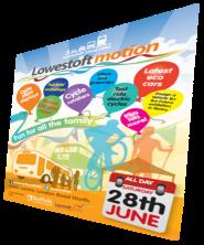 Lowestoft Motion Saturday 28 June 2014
