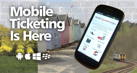 Mobile Ticketing Is Here