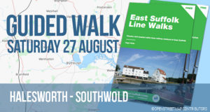 Guided Walk 27 August 2016