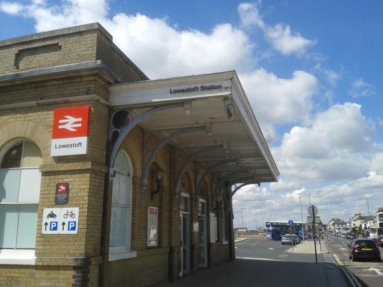Lowestoft Station July 2016