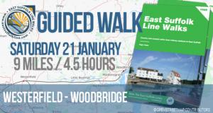 Guided Walk 21 January 2017