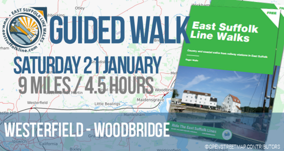 Guided Walk 21 January 2017