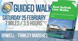Guided Walk 25 February 2017