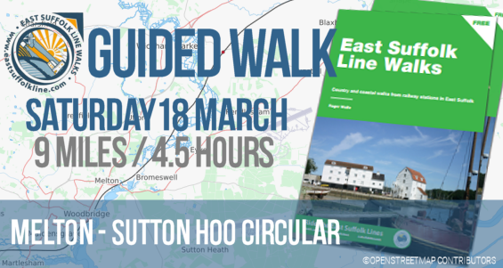 Guided Walk 18 March 2017