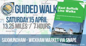 Guided Walk 15 April 2017