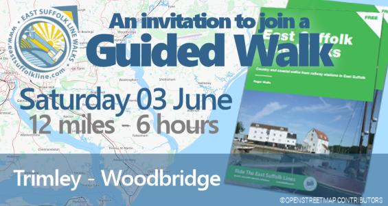 Guided Walk 03 June 2017