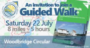 Guided Walk 03 July 2017