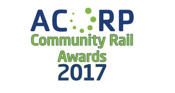 Association of Community Rail Partnerships - ACoRP - Community Rail Awards 2017
