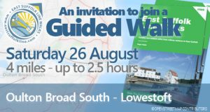 Oulton Broad South to Lowestoft