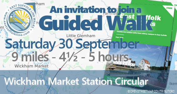 Guided Walk 30 September 2017 - Wickham Market Circular