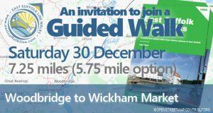 Guided Walk 30 December 2017