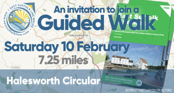 Guided Walk 10 February 2018