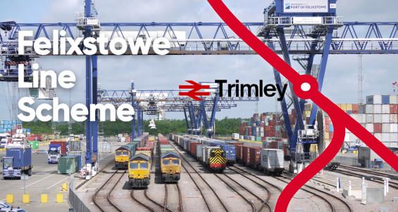 Felixstowe Line dualling scheme set to begin