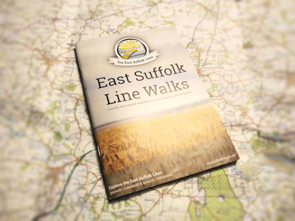 East Suffolk Line walks booklet