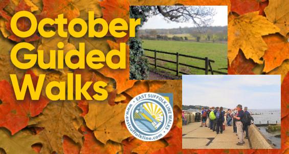 October Guided Walks