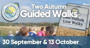 Two Autumn Guided Walks