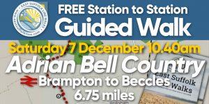 Guided Walk - 7 December 2019 -Brampton-Beccles