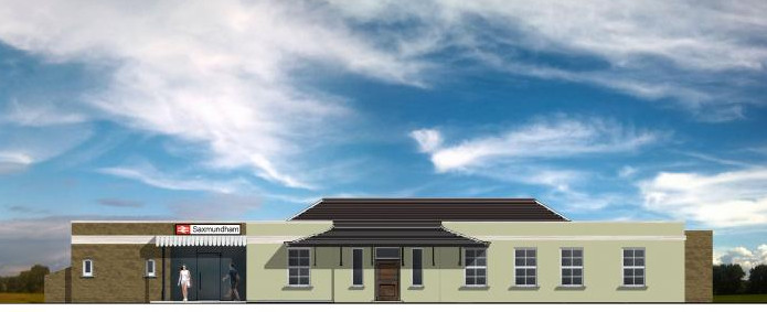 Saxmundham Station design
