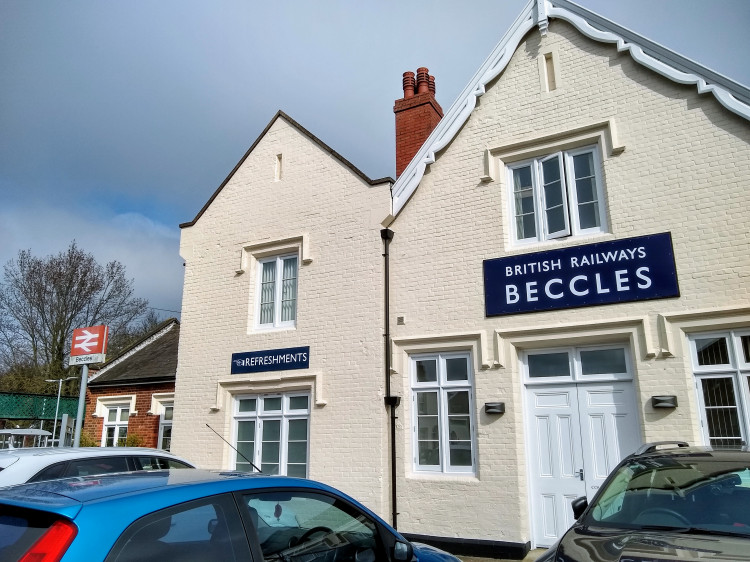Beccles Station
