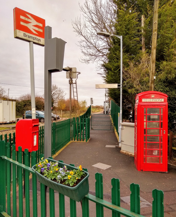 Brampton Station