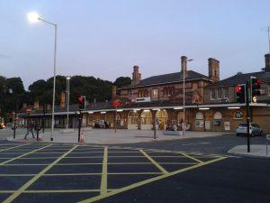 Ipswich Station