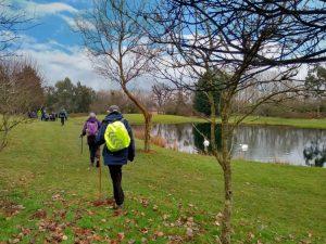 Deben Valley walk at Ufford