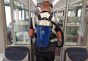 New Backpack Vacuum