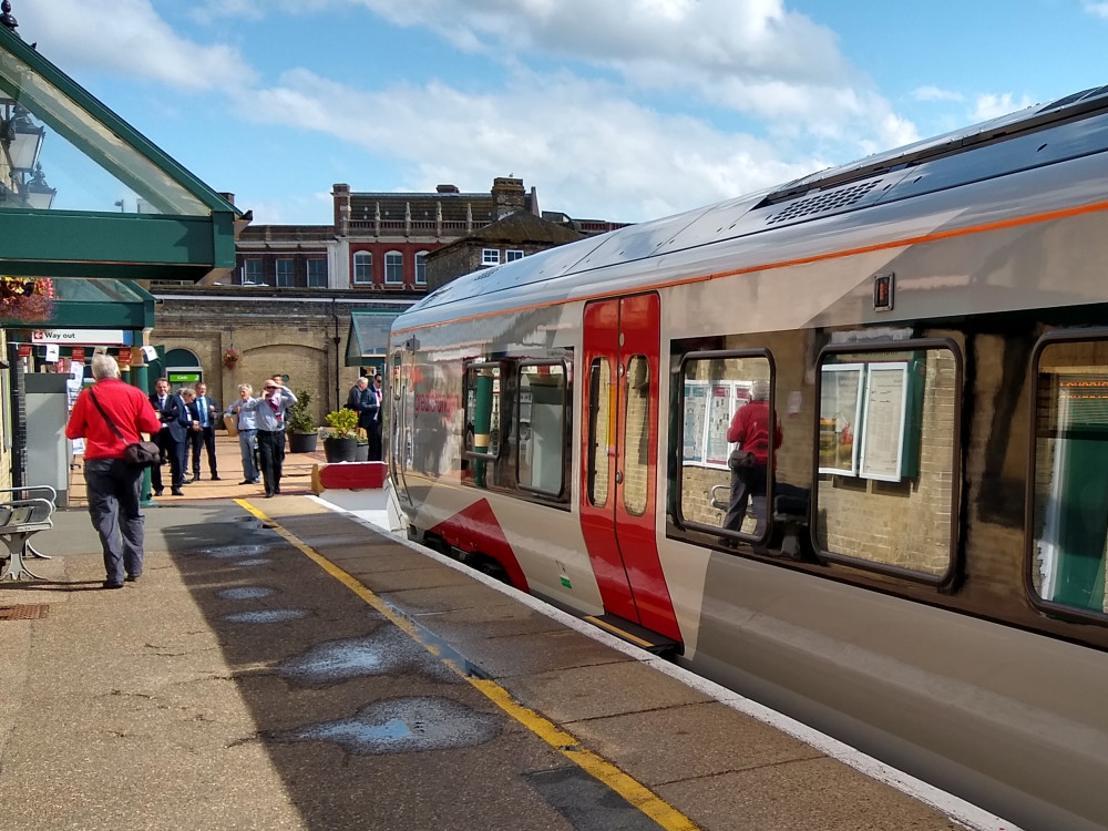 Lowestoft Station