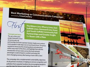 Community Rail Awards December 2020