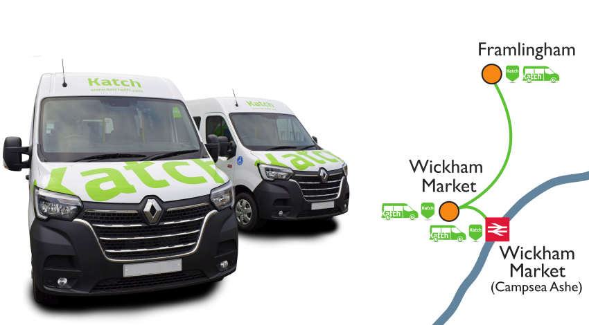Katch Taxi-Bus