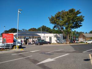 Saxmundham station 24-9-2021